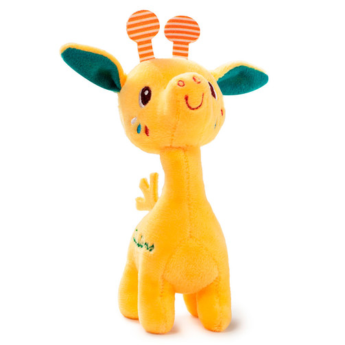 Мягкая мини-игрушка Lilliputiens жирафка Зиа  (арт. 83122)