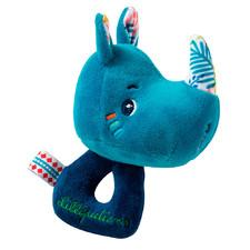 Мини-погремушка Lilliputiens носорог Мариус