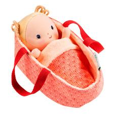 Лялька в люльці Lilliputiens Анаїс