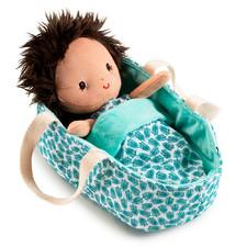 Кукла в люльке Lilliputiens Ари