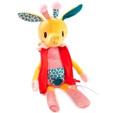 Розвиваюча іграшка Lilliputiens жирафка Зіа вчить одягатися