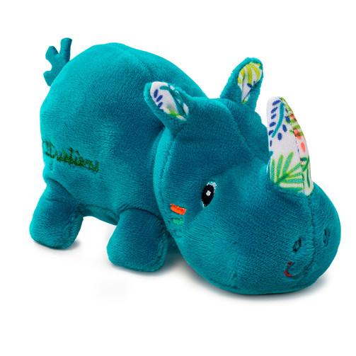 Мягкая мини-игрушка Lilliputiens носорог Мариус  (арт. 83136)