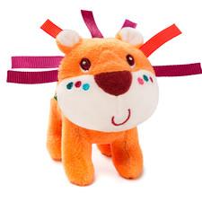 Мягкая мини-игрушка Lilliputiens лев Джек