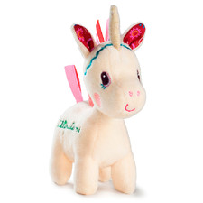 Мягкая мини-игрушка Lilliputiens единорог Луиза