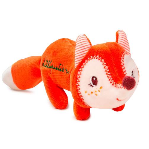 Мягкая мини-игрушка Lilliputiens лисичка Алиса  (арт. 83141)