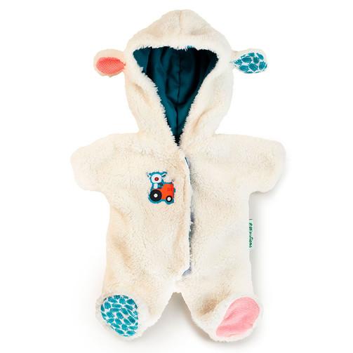 Пушистый комбинезон для куклы Lilliputiens  (арт. 83160)