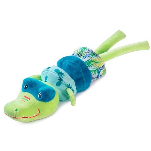 Вибрирующая игрушка Lilliputiens крокодил Анатоль  (арт. 83168)