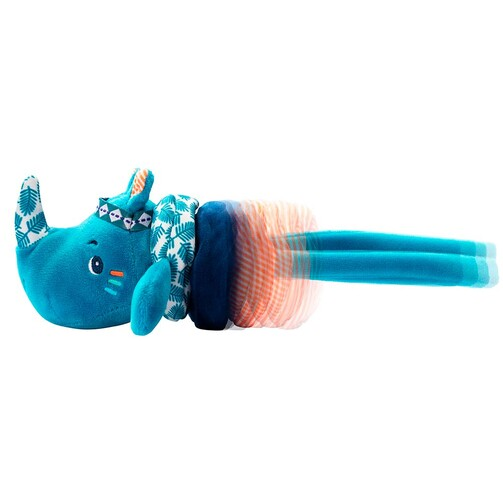 Вибрирующая игрушка Lilliputiens носорог Мариус  (арт. 83170)