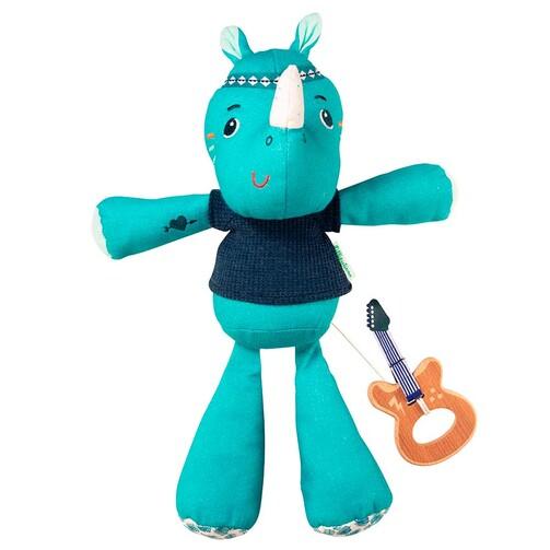 Музыкальная игрушка Lilliputiens носорог Мариус  (арт. 83229)
