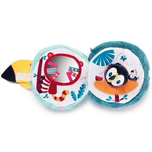 Розвиваюча іграшка-м'яч Lilliputiens тукан Пабло  (арт. 83236)