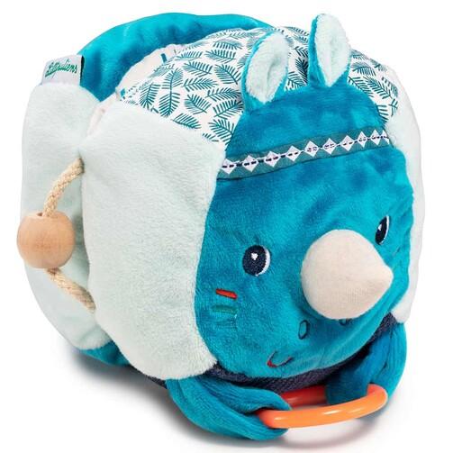 Развивающая игрушка-мяч Lilliputiens носорог Мариус  (арт. 83237)