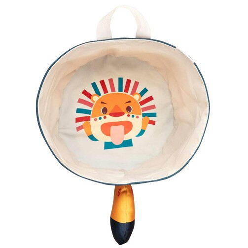Корзина для іграшок Lilliputiens тукан Пабло  (арт. 83238)