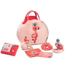 Детская сумочка с аксессуарами Lilliputiens фламинго Анаис