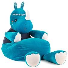 Дитяче крісло-мішок Lilliputiens носоріг Маріус
