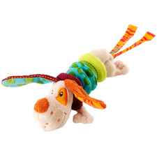 Вибрирующая игрушка Lilliputiens собачка Джеф - Вибрирующая игрушка Lilliputiens  (арт. 86326)