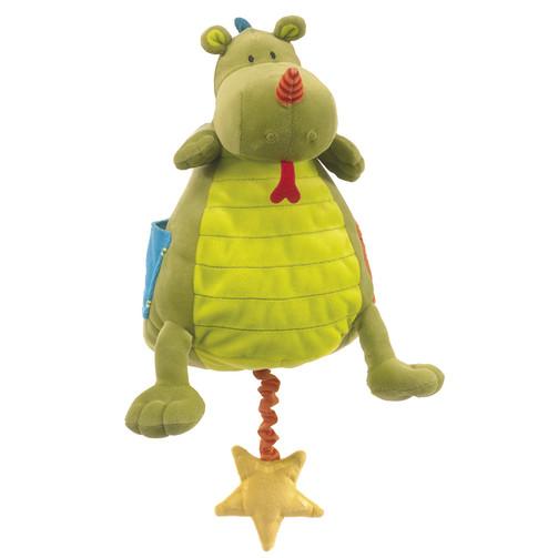 Музыкальная игрушка Lilliputiens дракон Уолтер  (арт. 86751)