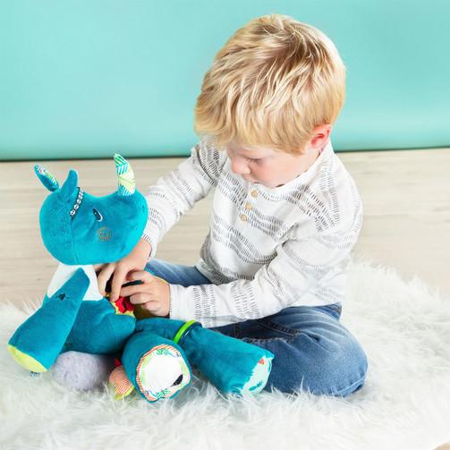 Розвиваюча іграшка Lilliputiens носоріг Маріус  (арт. 83055)