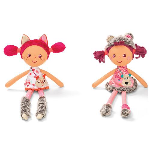 Маленькая кукла Lilliputiens Цезария  (арт. 86744)