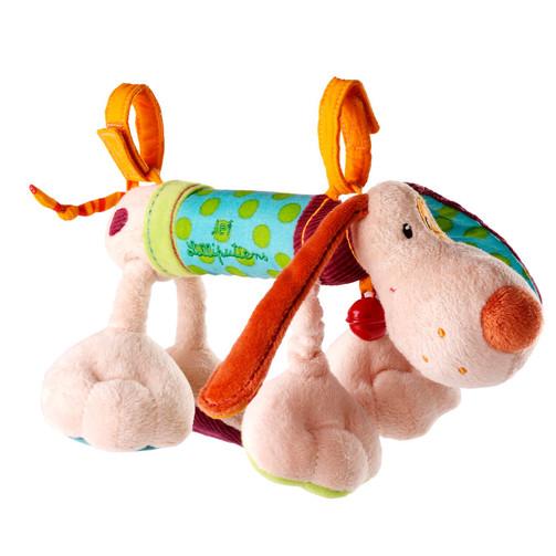 Іграшка на коляску Lilliputiens собачка Джеф  (арт. 86002)