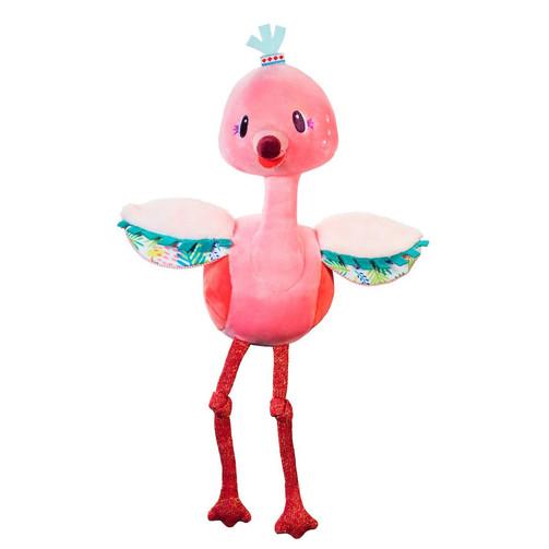 М'яка іграшка Lilliputiens фламинго Анаїс  (арт. 83087)