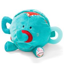 слоник Альберт - Развивающая игрушка-книга  (арт. 86738)