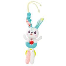Игрушка на коляску с колокольчиком Lilliputiens Кролик Селестин - Игрушка на коляску с колокольчиком Lilliputiens  (арт. 86857)