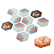 Настольная игра мемо Lilliputiens Цирк - Настольная игра мемо Lilliputien  (арт. 86427)