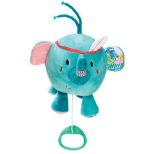 Музыкальная игрушка Lilliputiens слоник Альберт - Музыкальная игрушка Lilliputiens  (арт. 83007)
