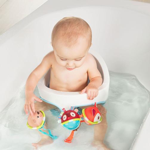 Іграшка для ванної Lilliputiens Три м'ячі  (арт. 83051)