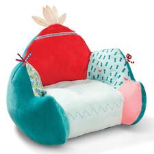 Детское кресло Lilliputiens лемур Джордж - Детское кресло Lilliputiens  (арт. 83022)