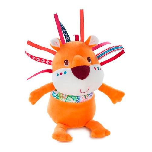 Мягкая игрушка Lilliputiens лев Джек  (арт. 83085)