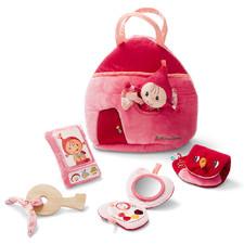 Красная шапочка - Двусторонняя сумочка с аксессуарами  (арт. 86823)