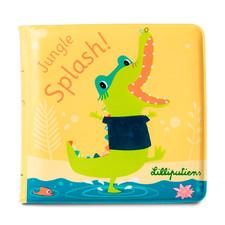 Книга для ванной Lilliputiens крокодил Анатоль - Книга для ванной  (арт. 83092)