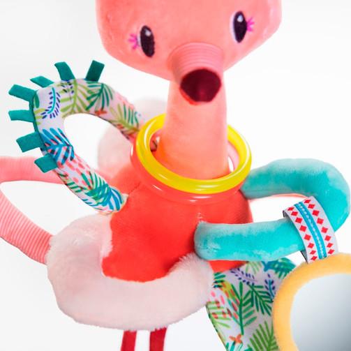 Развивающая игрушка Lilliputiens фламинго Анаис  (арт. 83046)
