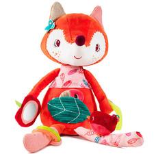 Развивающая игрушка Lilliputiens лисичка Алиса - Развивающая игрушка Lilliputiens  (арт. 83054)