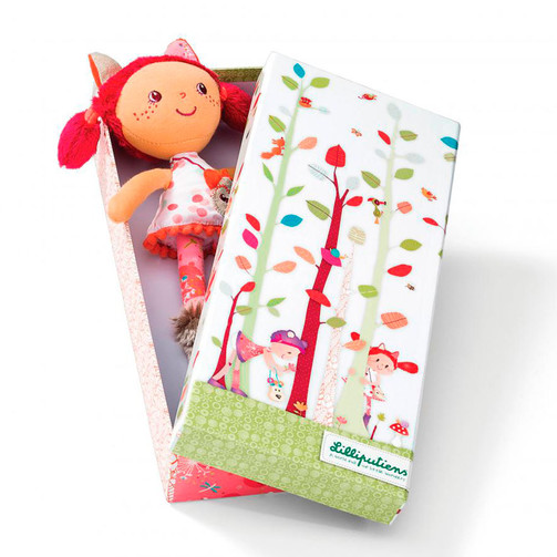 Маленькая кукла Lilliputiens Алиса  (арт. 86743)