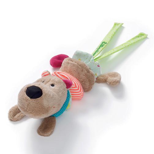 Вибрирующая игрушка Lilliputiens медведь Цезарь  (арт. 86875)