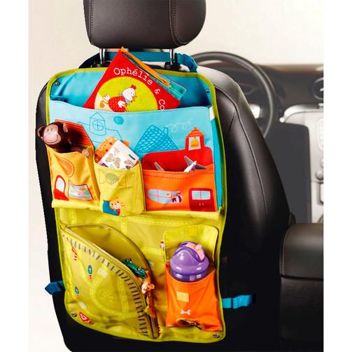 Детский органайзер Lilliputiens в автомобиль  (арт. 86309)