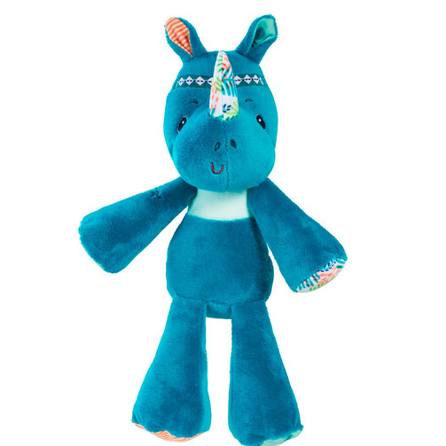 Мягкая игрушка Lilliputiens носорог Мариус  (арт. 83088)