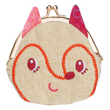 Дитячий гаманець Lilliputiens лисичка Аліса