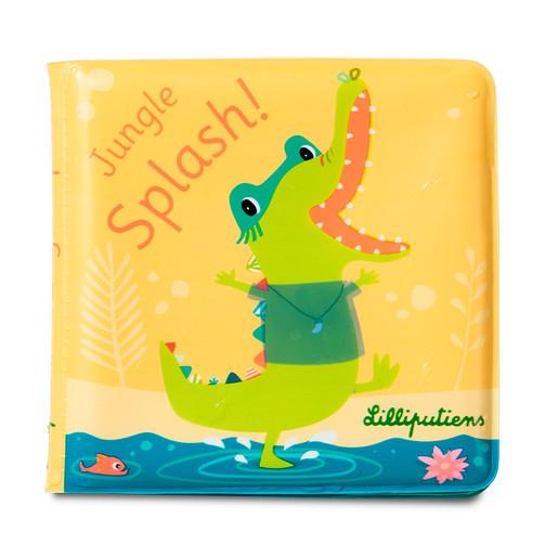 Книга для ванной Lilliputiens крокодил Анатоль  (арт. 83092)