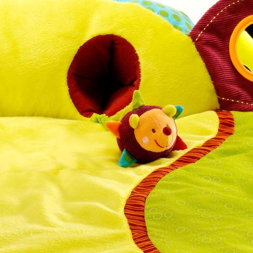 Розвиваючий килимок Lilliputiens їжачок Сімон  (арт. 86227)