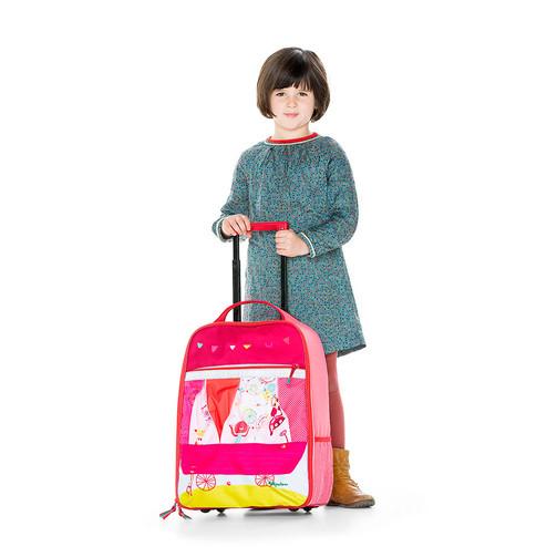 Детский чемодан Lilliputiens Цирк  (арт. 86806)