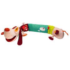 Большая развивающая игрушка Lilliputiens собачка Джеф - Большая развивающая игрушка Lilliputiens  (арт. 86378)