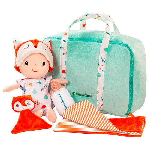 Лялька Lilliputiens Алекс у валізі  (арт. 83093)