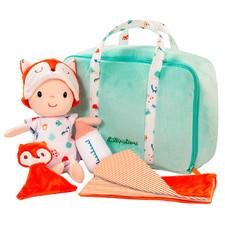 Кукла Lilliputiens Алекс в чемодане
