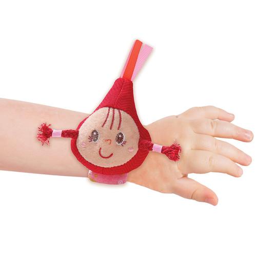 Погремушка-браслет Lilliputiens Красная Шапочка  (арт. 86872)