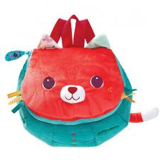 Мягкий детский рюкзак Lilliputiens кошечка Колетт - Мягкий детский рюкзак Lilliputiens  (арт. 86638)