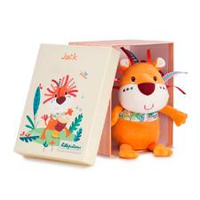 Мягкая игрушка Lilliputiens лев Джек - Мягкая игрушка Lilliputiens  (арт. 83085)