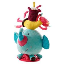 слоник Альберт - Мягкая игрушка балансирующий  (арт. 86382)